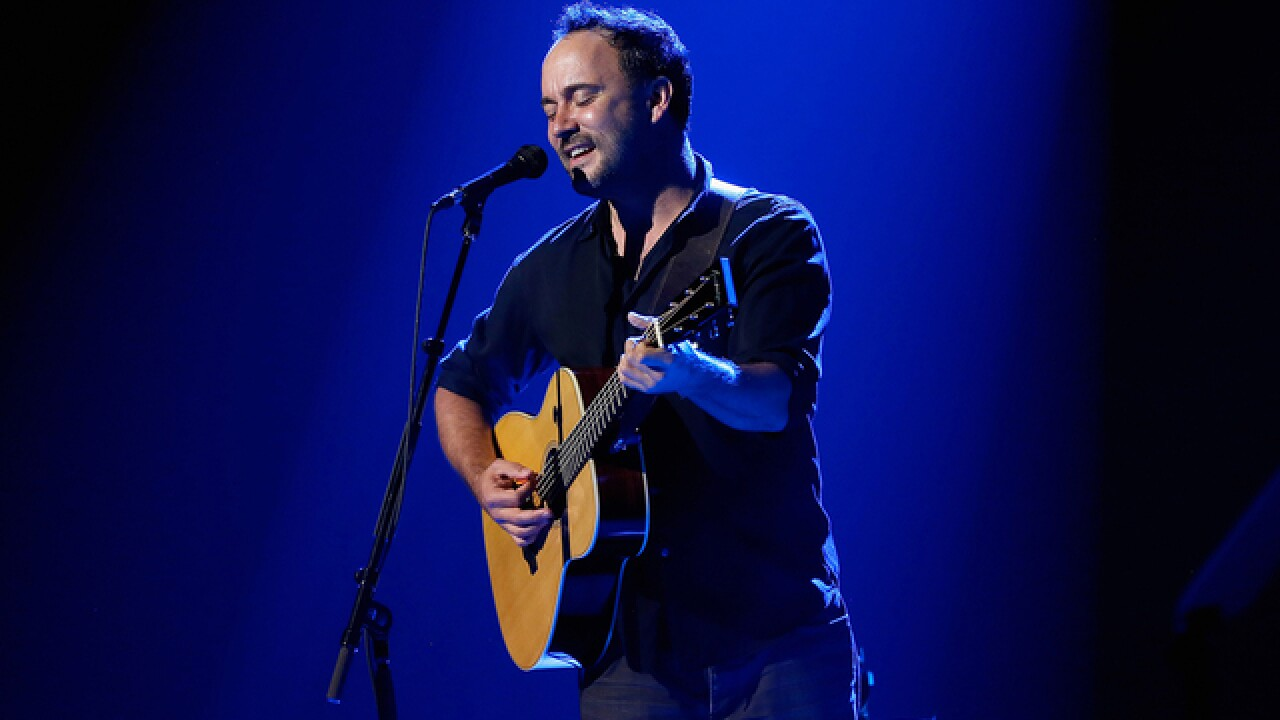 Dave Matthews Band to play two shows at Fiddler's Green Amphitheatre in August
