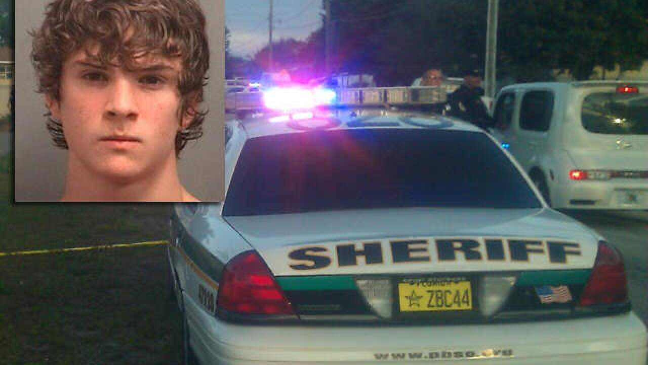 Frank Quarles, suburban Lantana 15-year-old, charged with first-degree shooting murder over a bike