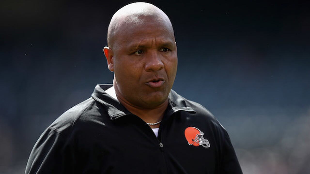 LIVE | Browns talking about wild loss to Raiders