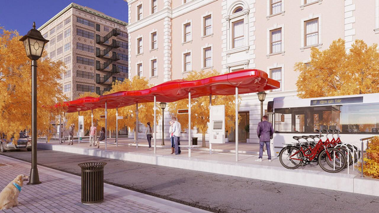 VOTE: Renderings of Red Line stops
