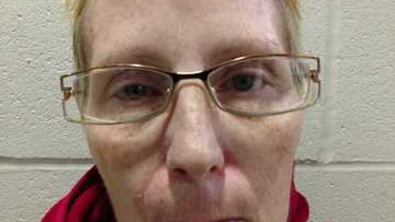 Woman pleads guilty to scamming churches