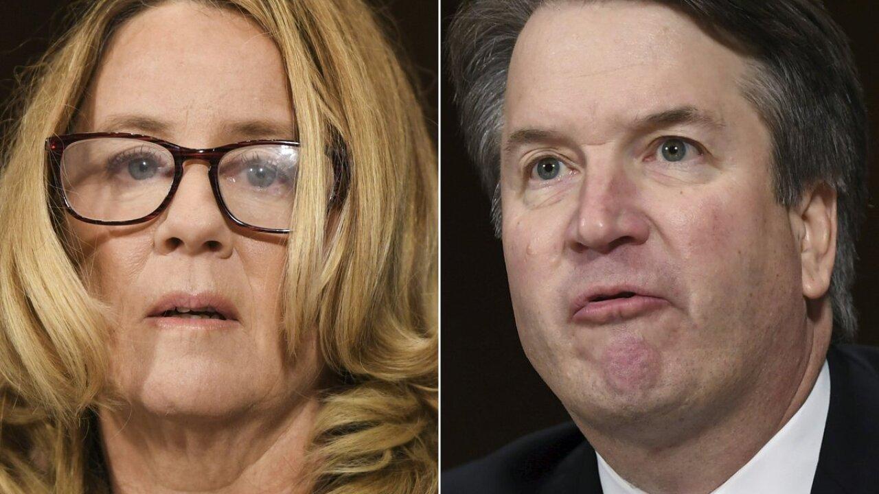 Watch: Historic hearing as Supreme Court Nominee Kavanaugh testifies on sexual assaultallegations
