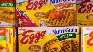 Kellogg recalls Eggo waffles due to listeria concerns