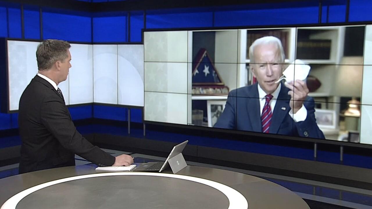 ABC15 goes 1-on-1 with Joe Biden