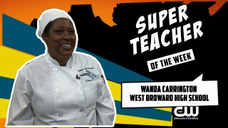 Super Teachers: Ms.Wanda Carrington