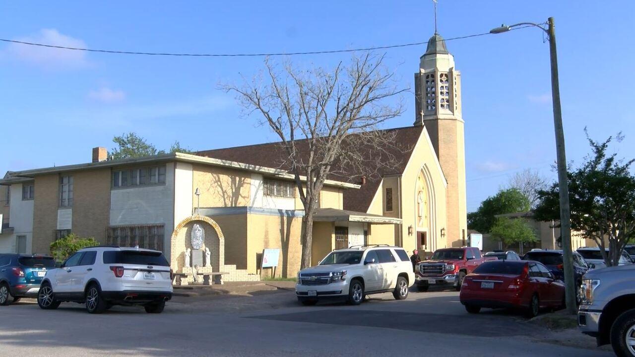 church vandalized.JPG