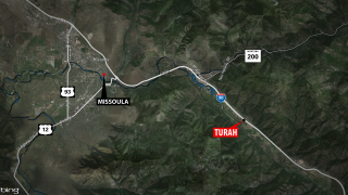 Missoula woman killed in fiery I-90 crash