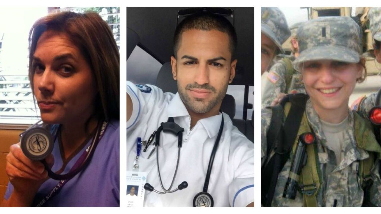 'Show me your stethoscope,' nurse Facebook group responds to 'TheView'
