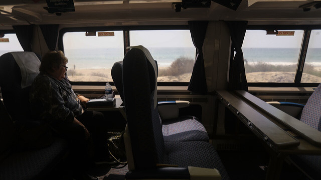 Amtrak to offer discount to some SoCal locations