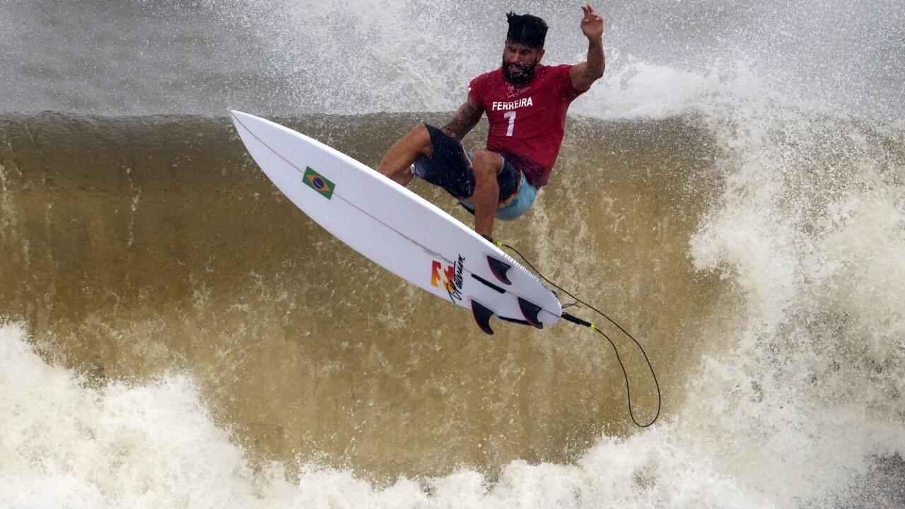 World surfing championship