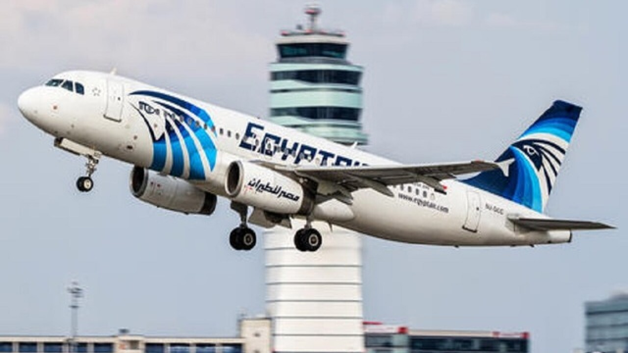 EgyptAir flight presses on after bomb threat