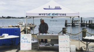 Like many companies, family oyster business forced to reinvent itself amid pandemic