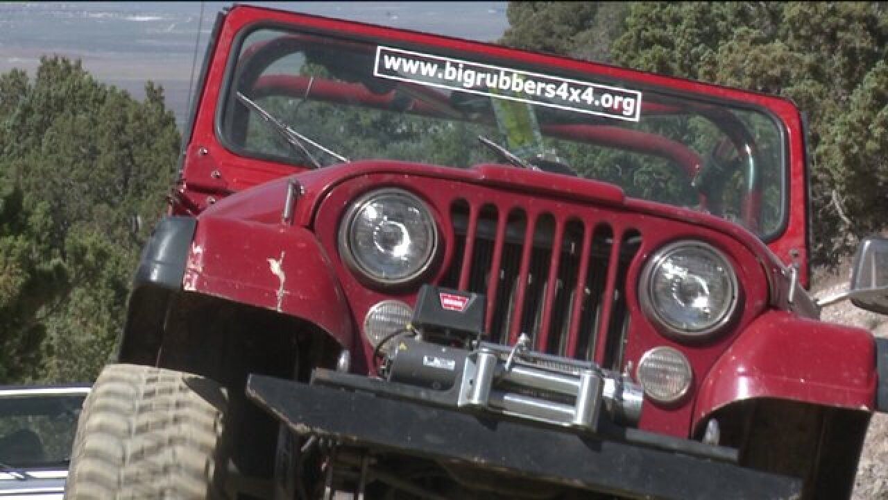 Club brings off-road lovers together