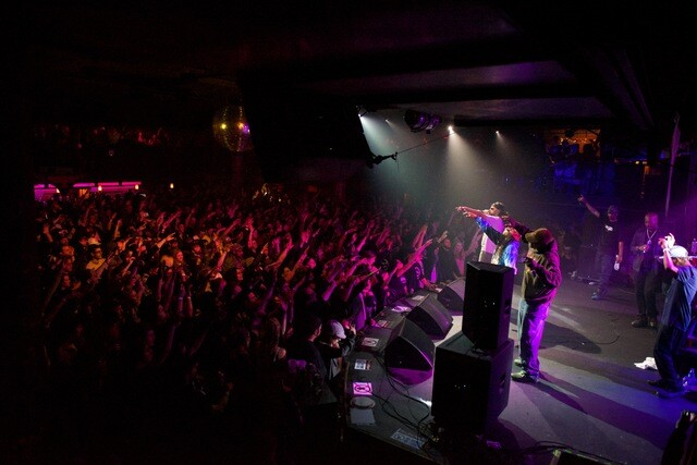 Old-school, underground hip-hop group Hieroglyphics hits Denver