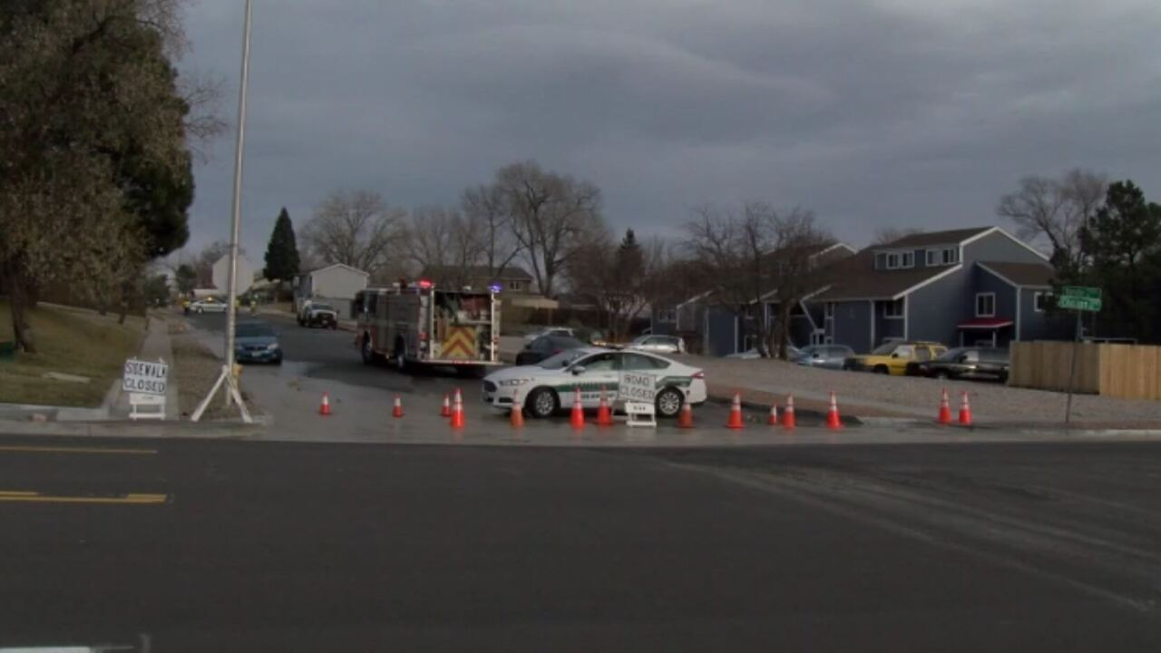 Water main breaks affect major roadways in Colorado Springs