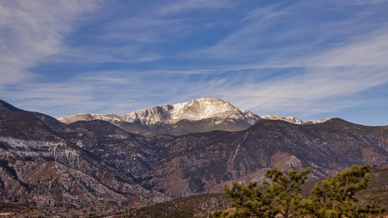 Larry Marr Pikes Peak 1.29.21