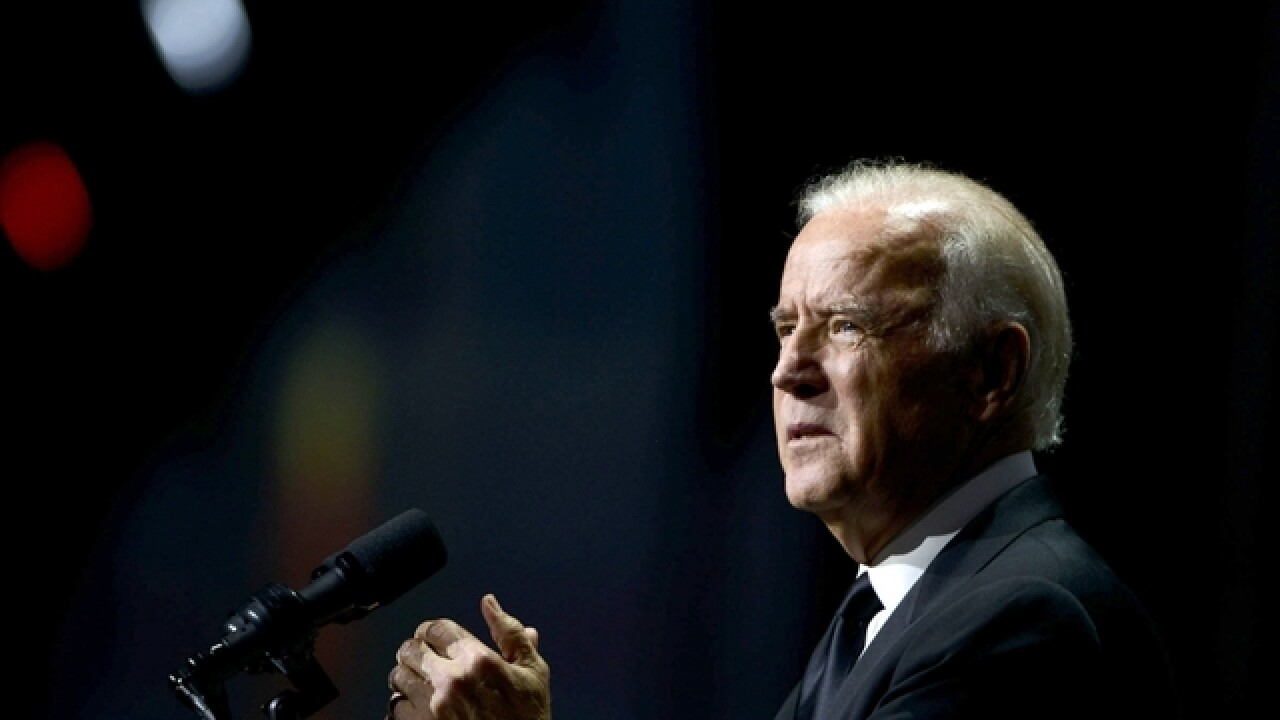 VP Biden to appear on episode of 'Law & Order: SVU'
