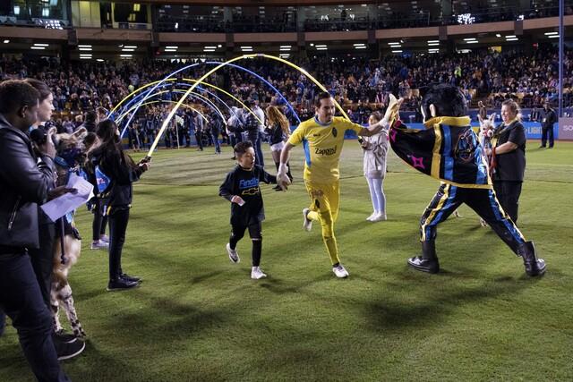PHOTOS: Lights Football Club in Las Vegas
