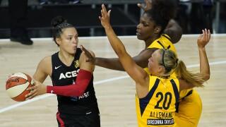 Fever Aces Basketball