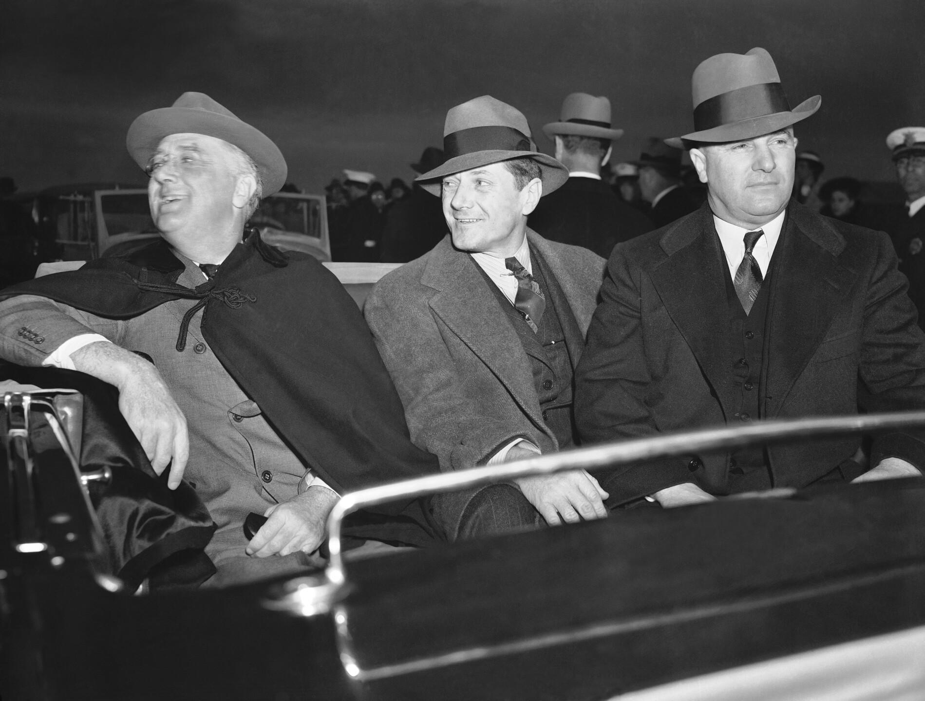 Franklin D. Roosevelt, Burnet Maybank, Henry Lockwood