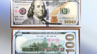 Lawrenceburg counterfeit $100 bills