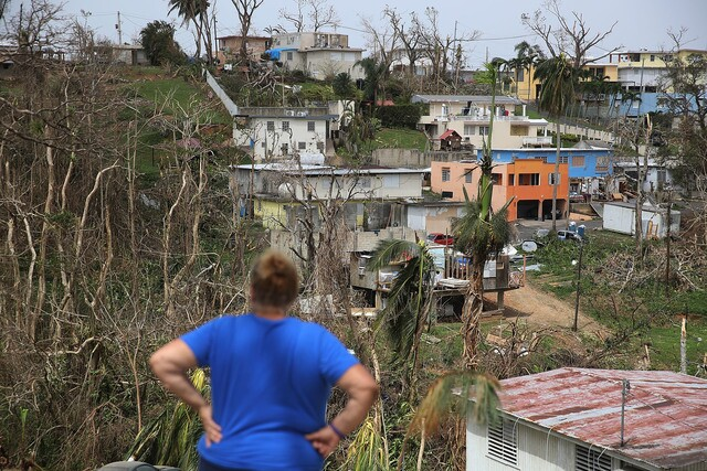 Photos: Puerto Rico devastated after Hurricane Maria