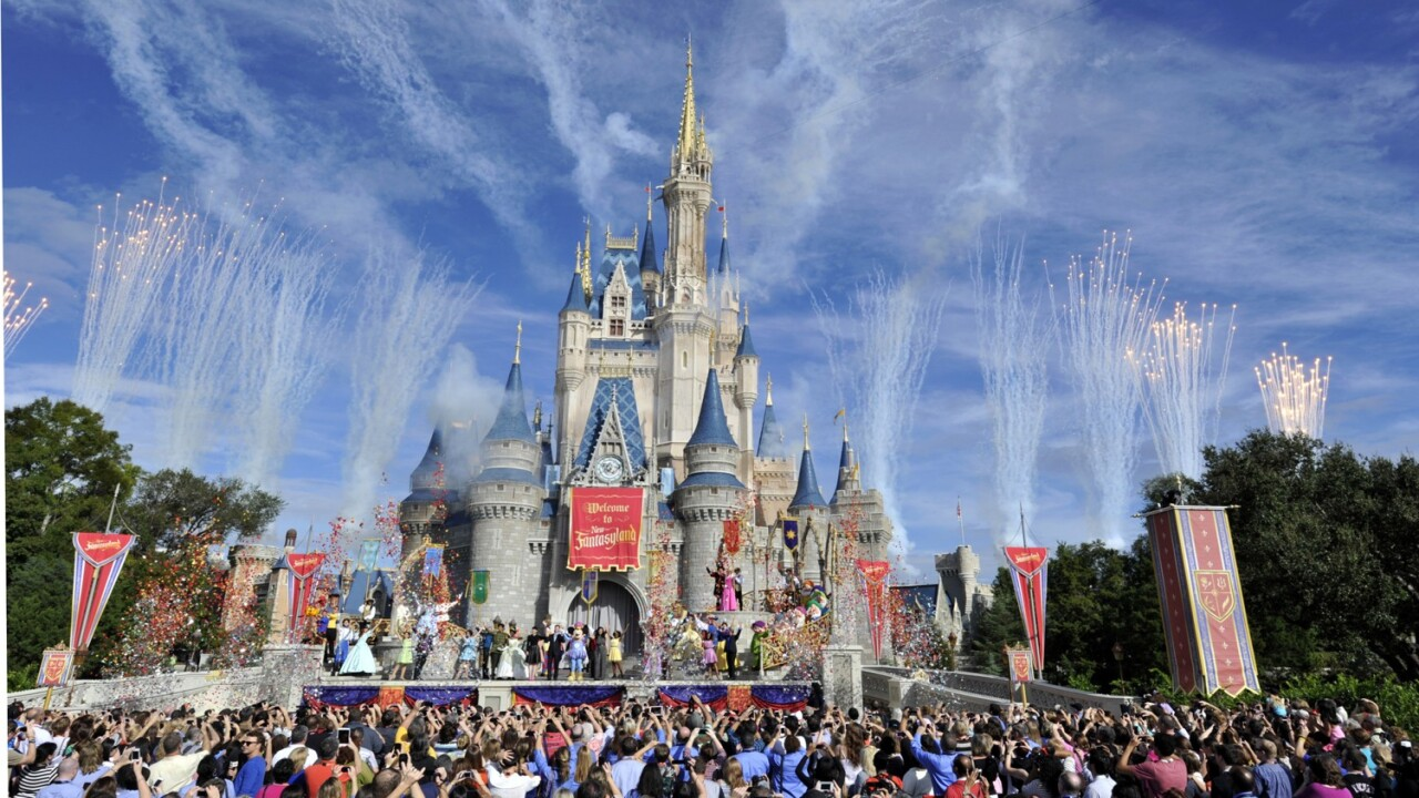 Disney World is offering free dining plans with select resort stays