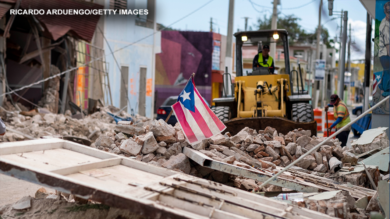 Earthquake activity will likely decrease in Puerto Rico, but chance remains for another strong quake