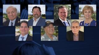 Phoenix Veterans Day Parade 2021 Grand Marshals