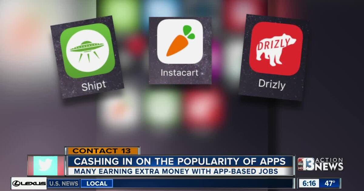 CONTACT 13: Apps that help you earn money