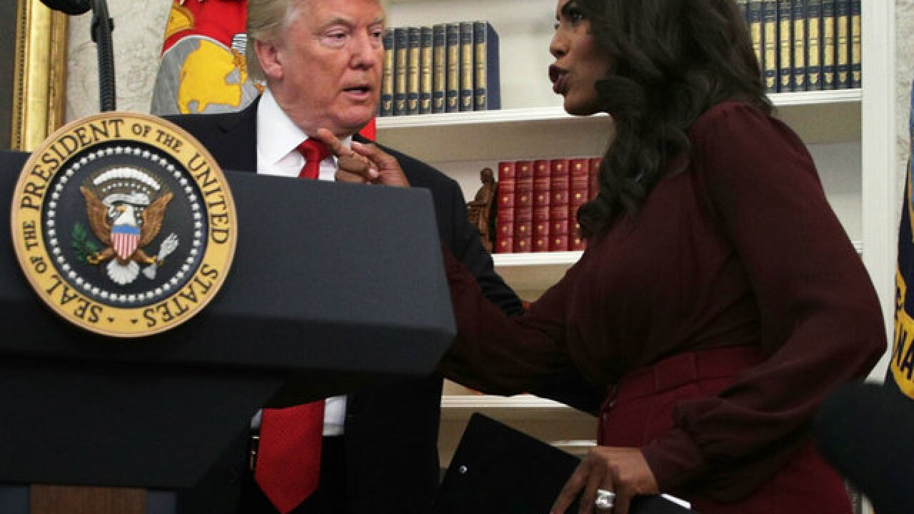 DC Daily: Trump blasts 'Wacky Omarosa' after release of audio recordings from White House