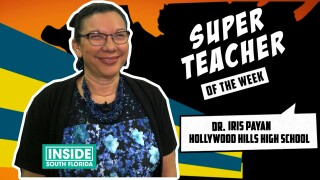 Super Teachers: Mrs. Iris Payan
