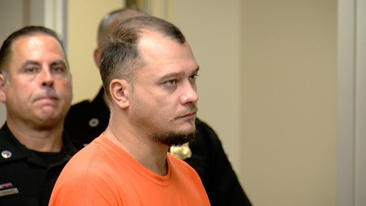 Yuriy Bruks in court