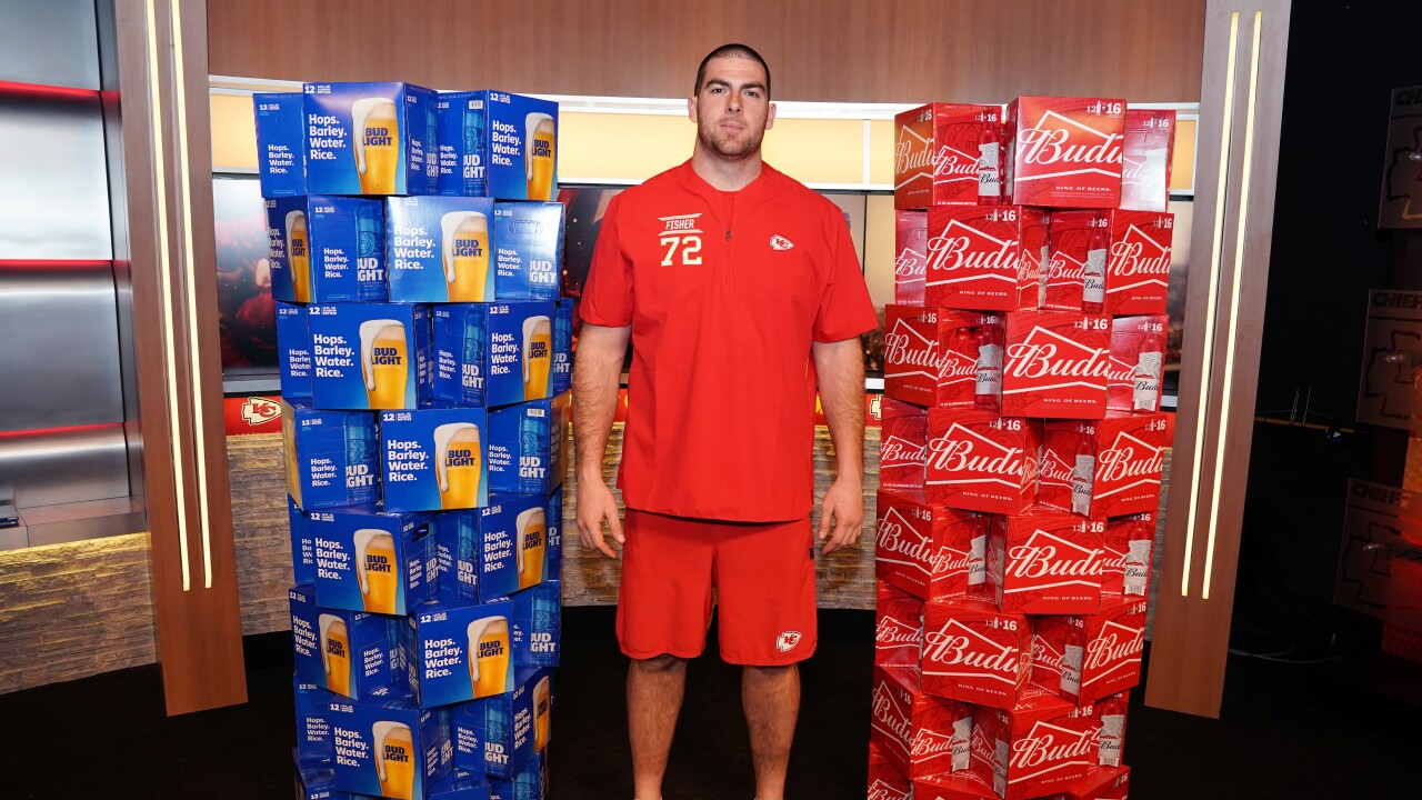 Eric Fisher with Beer.JPG
