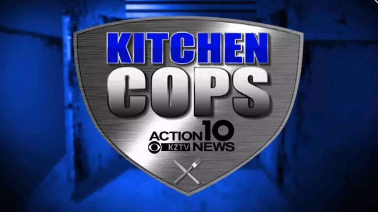Kitchen Cops:  July 31, 2018