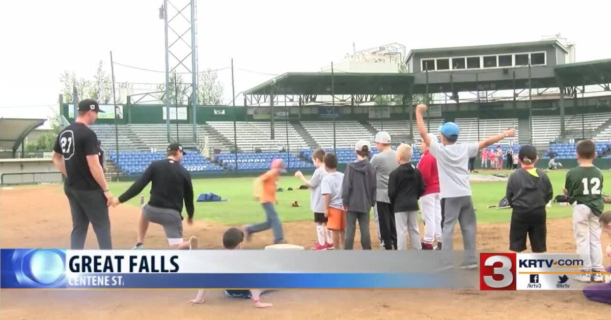Great Falls Voyagers host kids camp