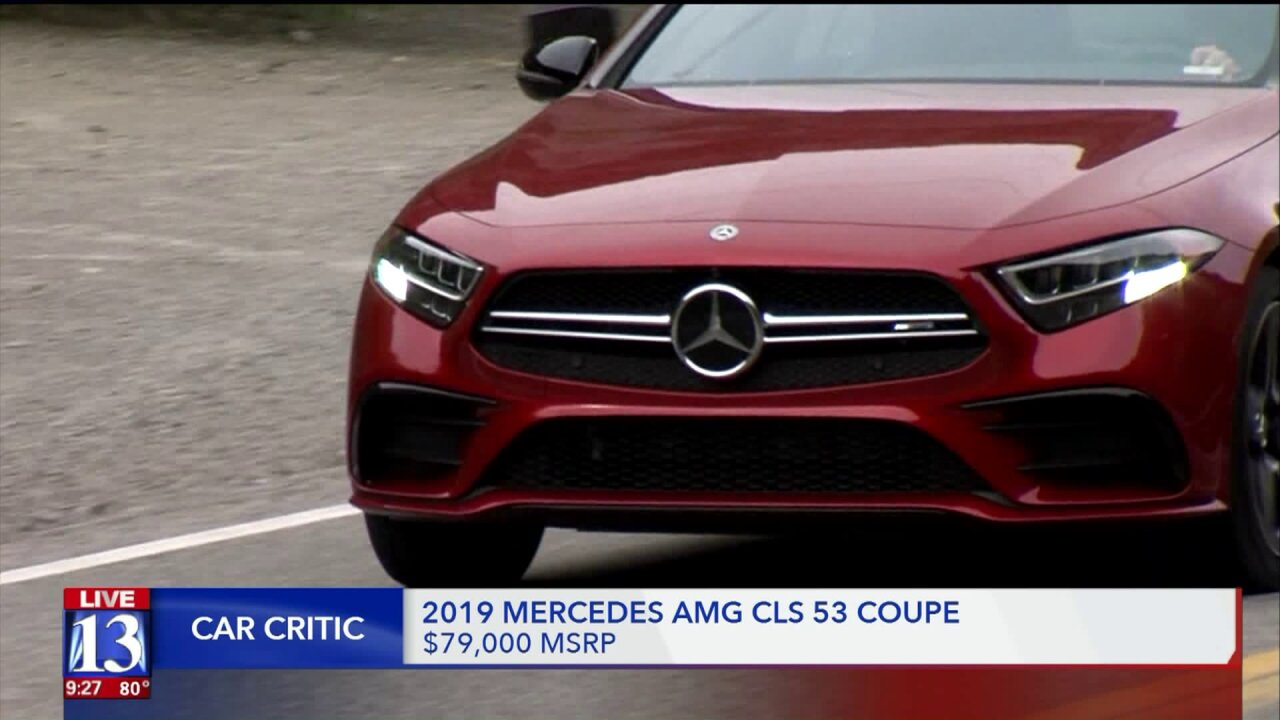 Car Critic: Two electric hybrid Mercedes