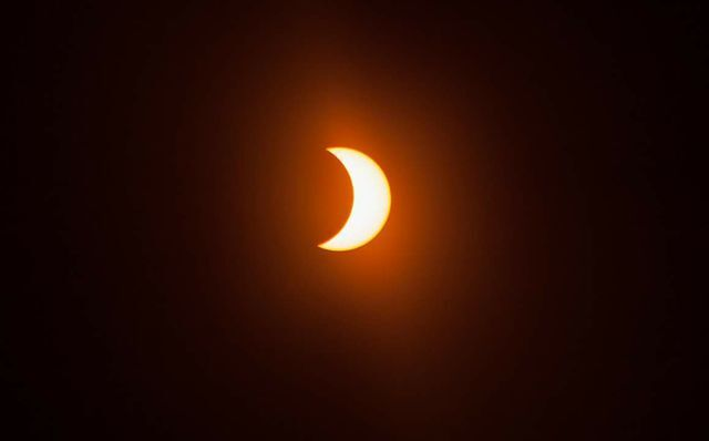 San Diegans share view of Eclipse 2017