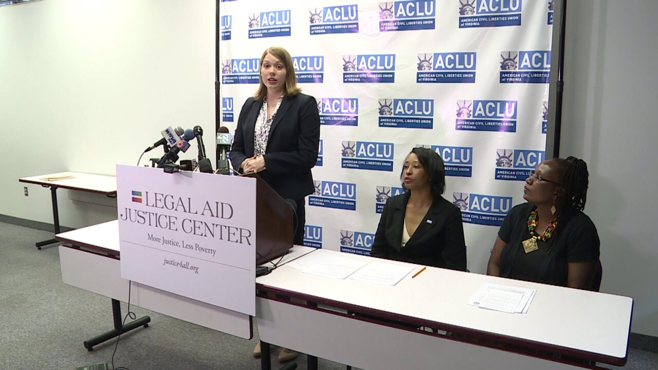 2 students, NAACP, file anti-discrimination lawsuit against RPS