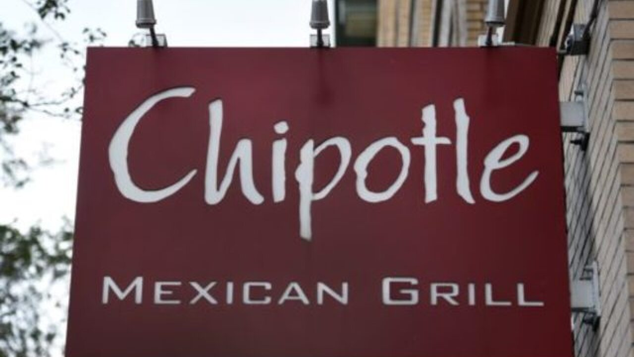 Chipotle closes Ohio location after multiple illnesses reported