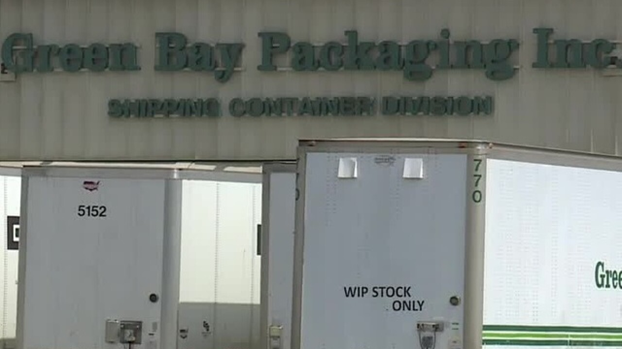 Green Bay Packaging Inc. to build new paper mill
