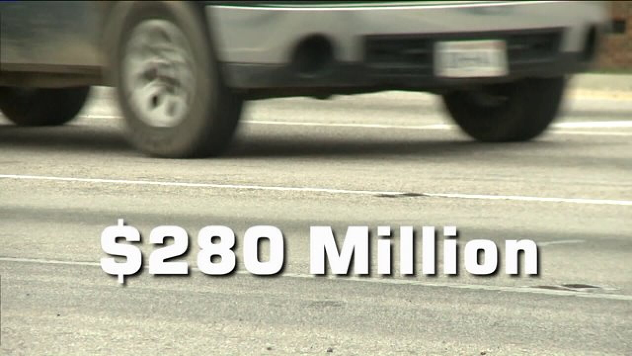 Contract terminated for team chosen to complete Route 460project