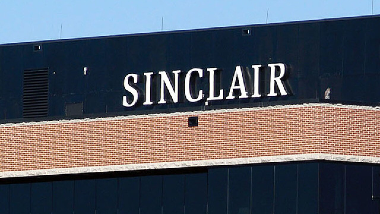 Sinclair Broadcast Group acquires Tribune Media