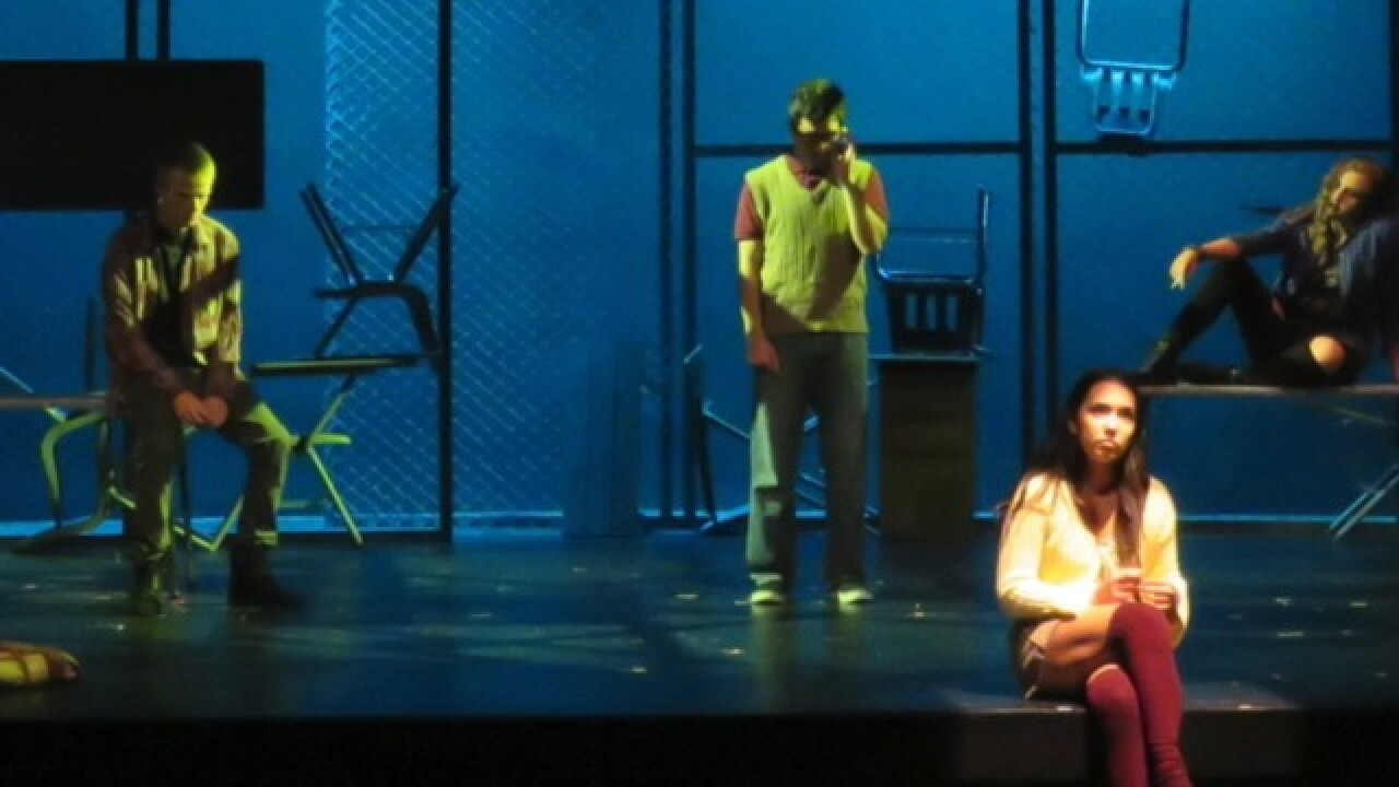 Play based of Columbine school shooting cancels opening night after Thousand Oaks shooting