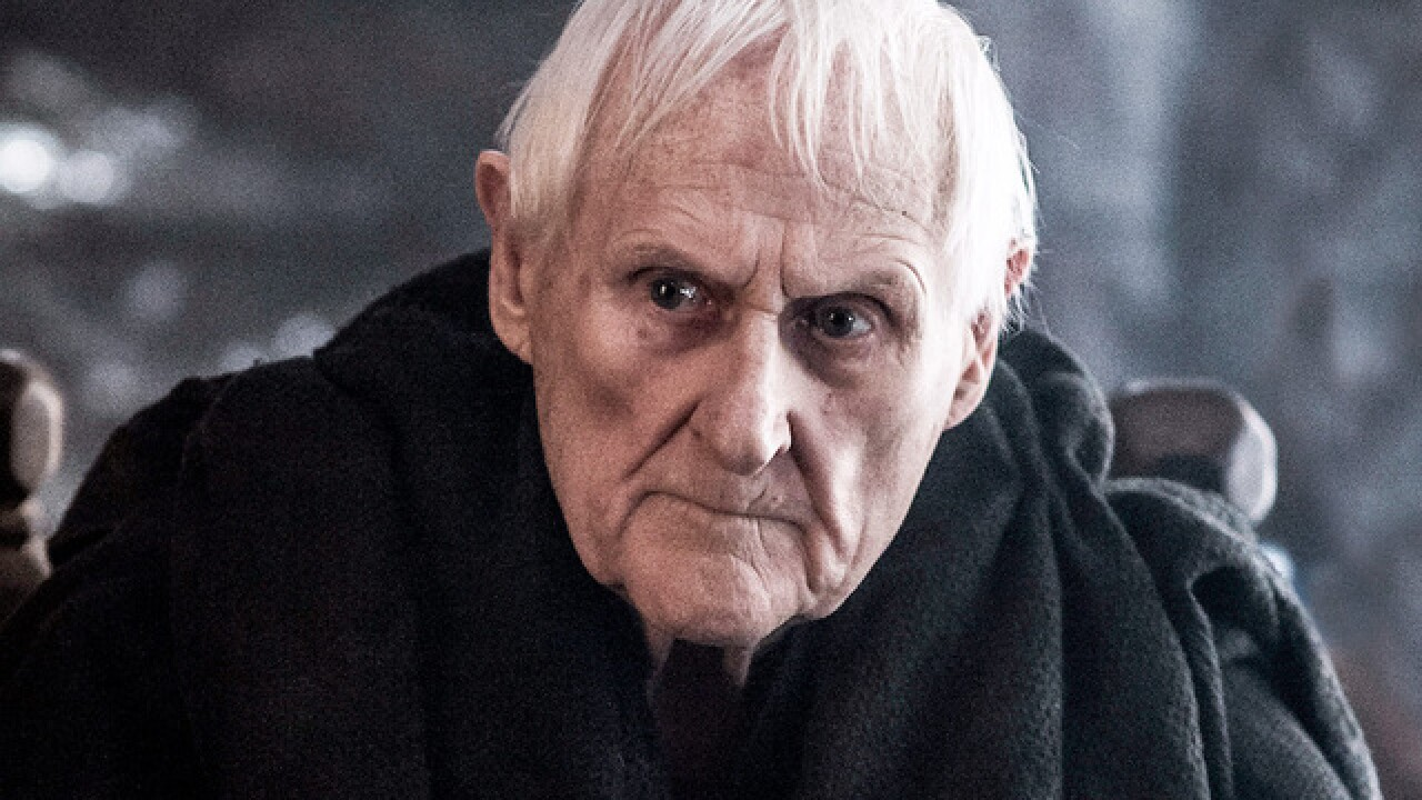 'Game of Thrones' actor Peter Vaughan dies