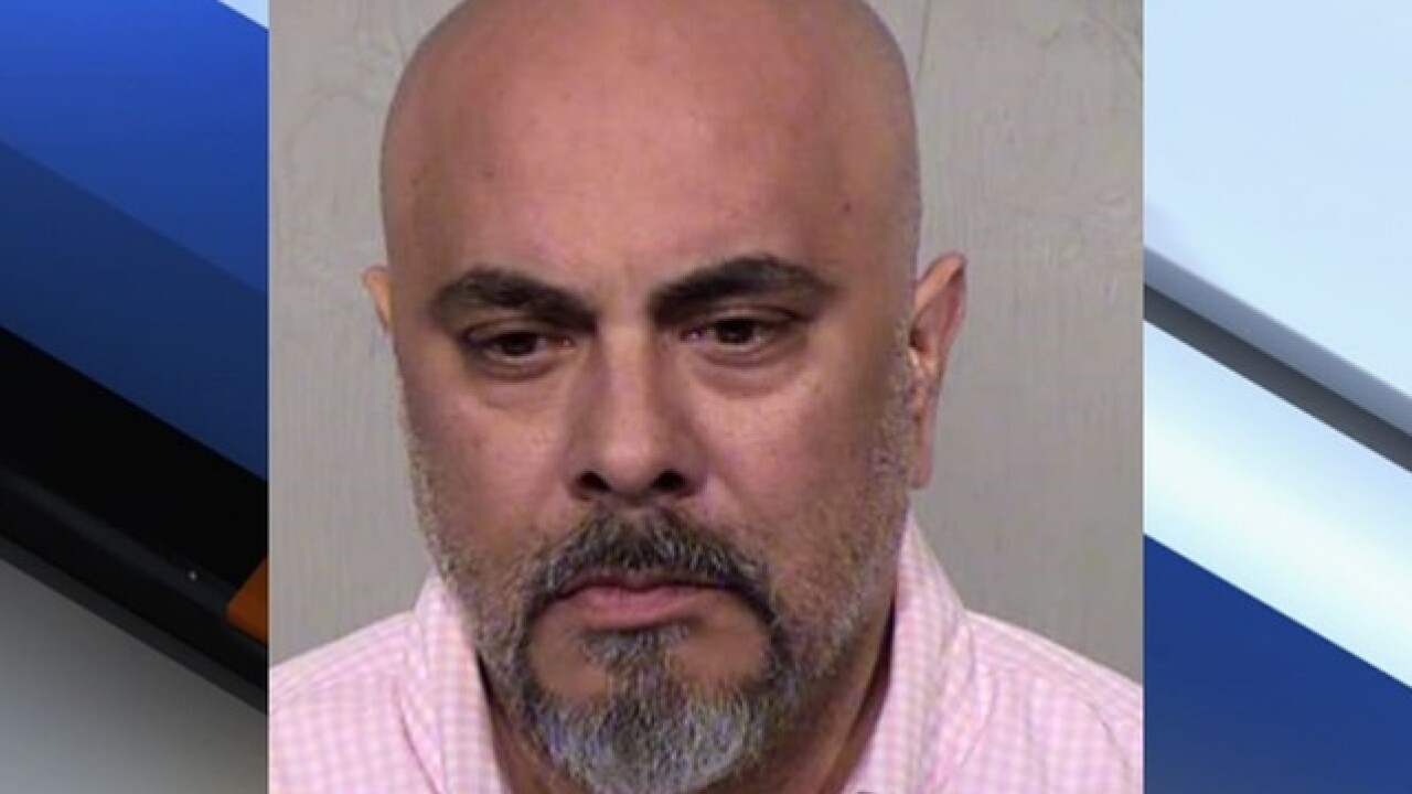 PD: Phx. law partner charged with sexual abuse