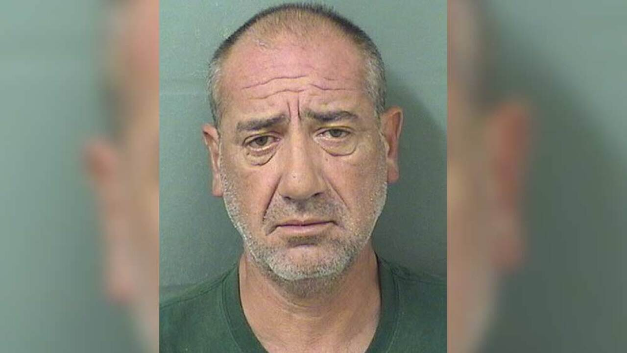 e35cf0a9a63c52 Police  West Palm Beach homeless man calls cops to report he paid for sex  but got scammed