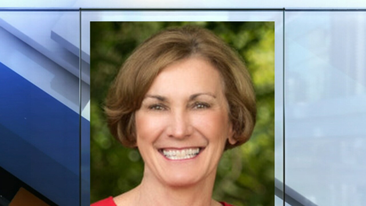 Kansas Senator Barbara Bollier
