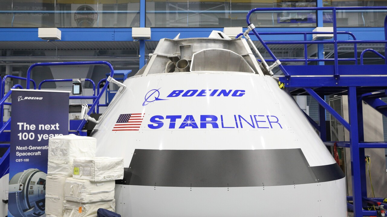 Boeing's Starliner encounters a problem: Spacecraft is not in proper orbit