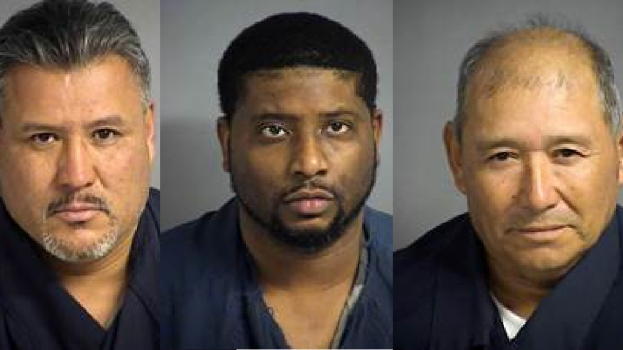 3 cocaine traffickers arrested in Lowndes County
